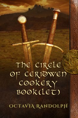 The Circle of Ceridwen Cookery Book(let) Cover