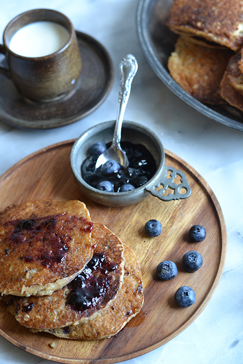 Oat Griddle Cakes