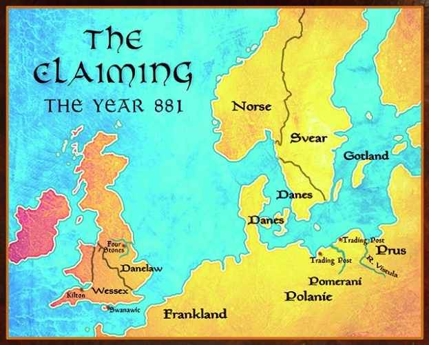The Claiming: the year 881