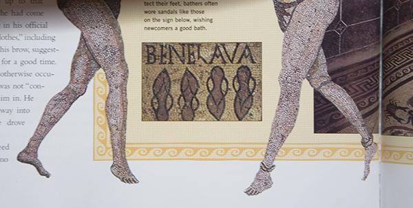 Bene Lava Inspiration in a Book