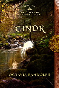 Tindr: Book Five of The Circle of Ceriowen Saga