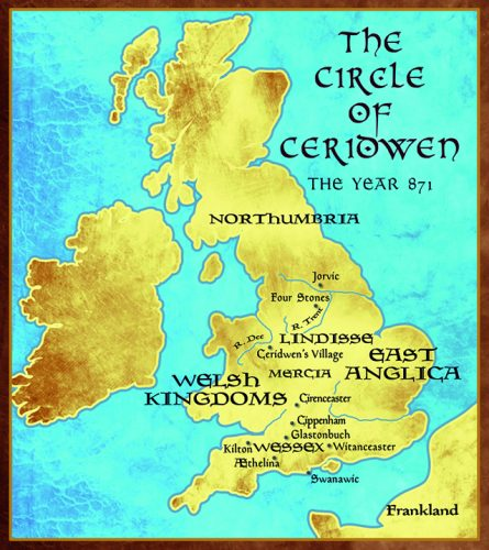 The Circle of Ceridwen: the year 871