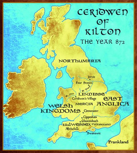 Ceridwen of Kilton: the year 872