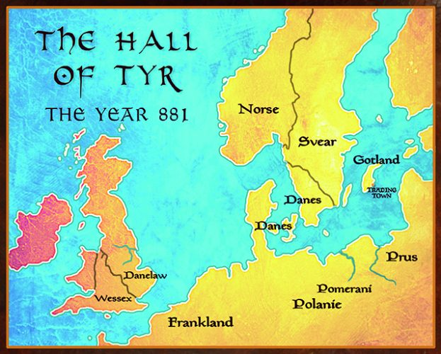 The Hall of Tyr: the year 881
