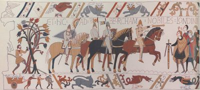 Bayeux Tapestry imagined finale part 1