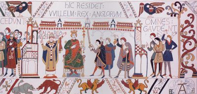 Bayeux Tapestry imagined finale part 2