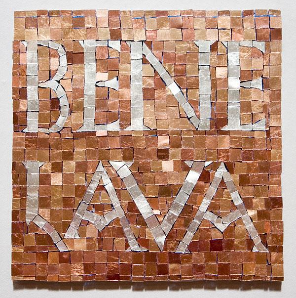 Bene Lava Mosaic