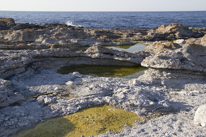 Digerhuvud, Fårö seascape.
