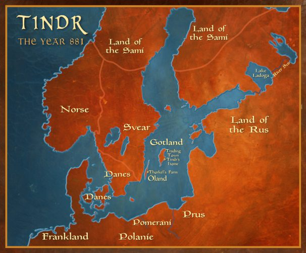 Tindr: the year 881
