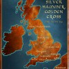 Silver Hammer, Golden Cross England 890 Map thumbnail