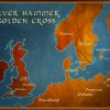 Silver Hammer, Golden Cross Larger Map thumbnail