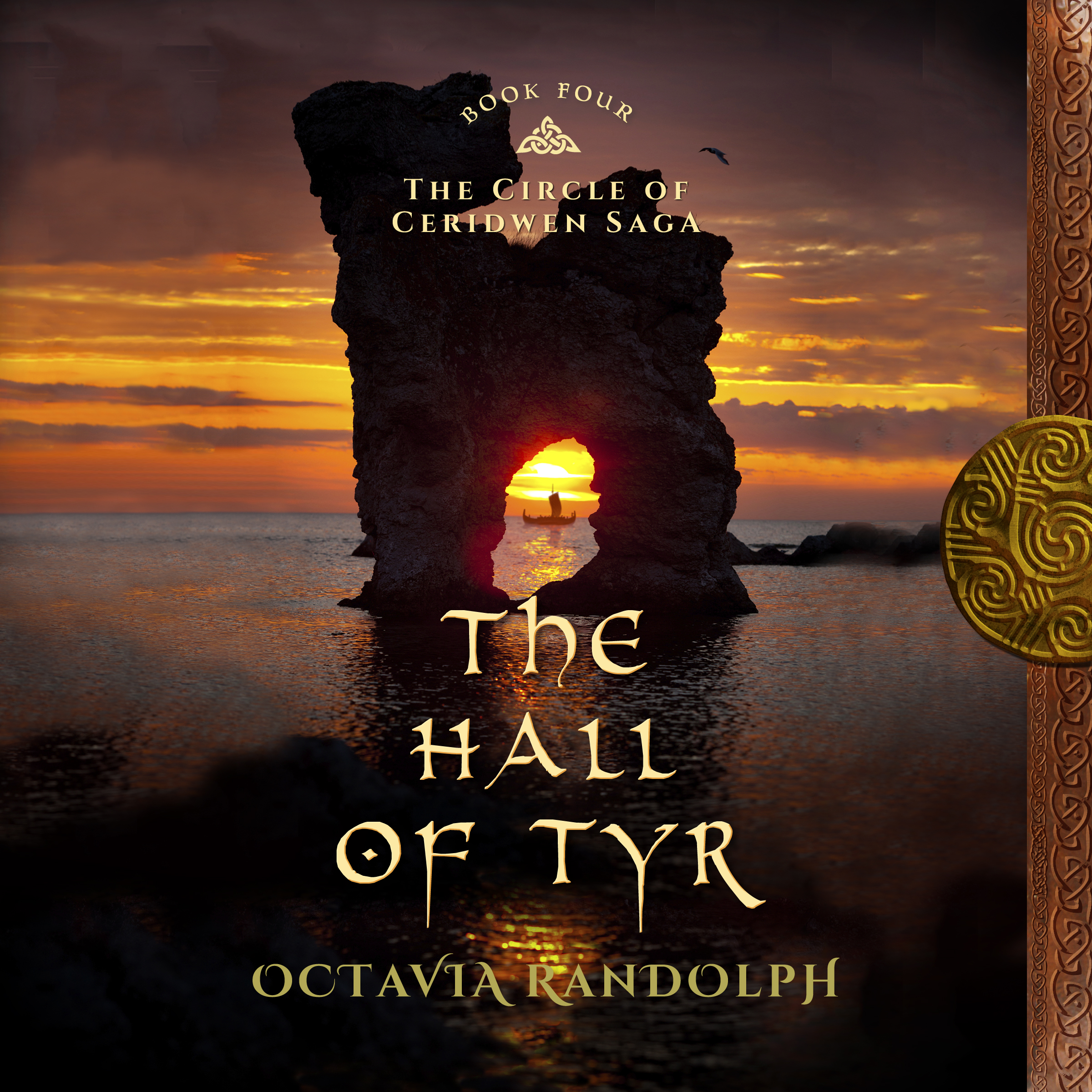 Book Four Audio Cover