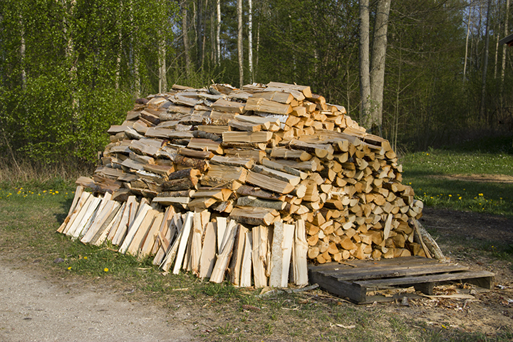 Long Wood Stack