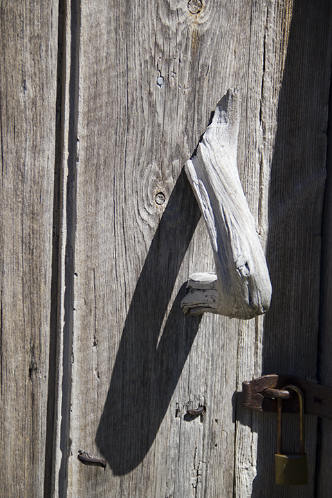 Natural Door Handle