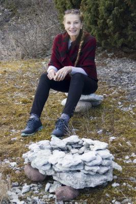 Octavia on Gotland
