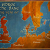 Sidroc the Dane: Map of Scandinavia and England 847 thumbnail