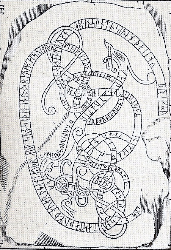 Hillersjö rune stone