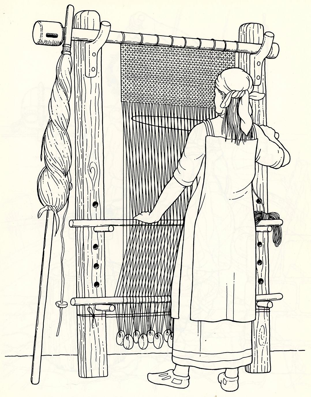 Wall Loom
