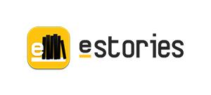 eStories logo